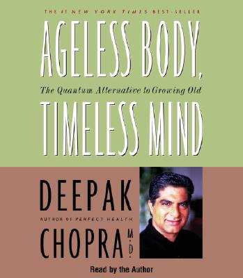 Ageless Body, Timeless Mind Cover