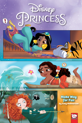 Disney Princess: Make Way for Fun Cover Image