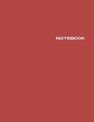 Notebook: Lined Journal - Stylish Kalahari Sunset - 120 Pages - Large 8.5 x 11 inches - Composition Book Paper - Minimalist Desi Cover Image