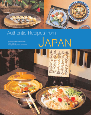 Cover for Authentic Recipes from Japan