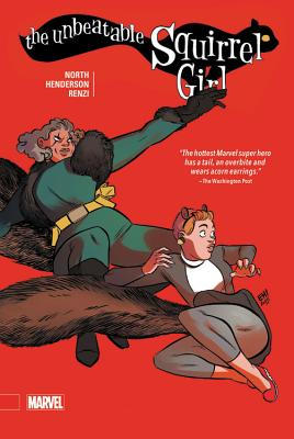 The Unbeatable Squirrel Girl, Volume 2 Cover Image