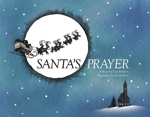 Cover for Santa's Prayer