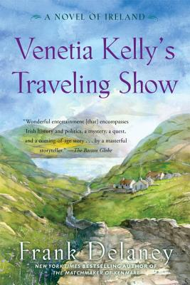 Cover of Venetia Kelly's Traveling Show