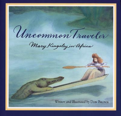 Uncommon Traveler Cover
