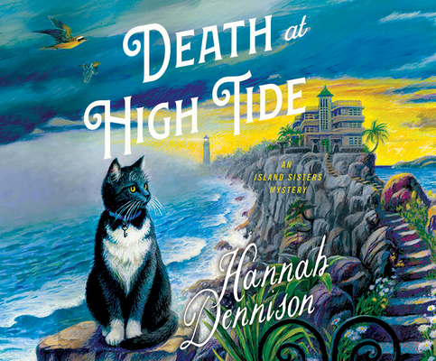Cover for Death at High Tide