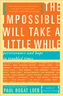 The Impossible Will Take a Little While Cover