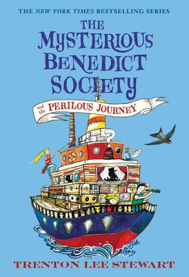 Cover for The Mysterious Benedict Society and the Perilous Journey