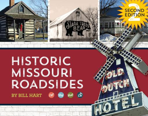 Historic Missouri Roadsides Cover Image