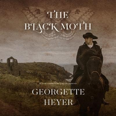 The Black Moth Lib/E Cover Image