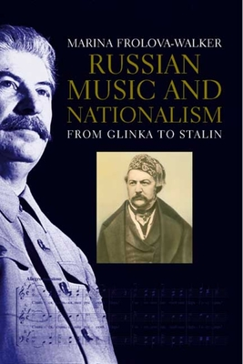 Cover for Russian Music and Nationalism