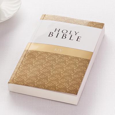 KJV Budget Softcover Gold Cover Image