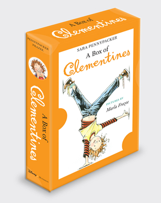 A Box of Clementines 3 Volume Set Cover