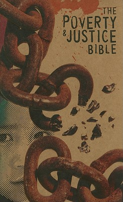 Poverty & Justice Bible-CEV Cover Image