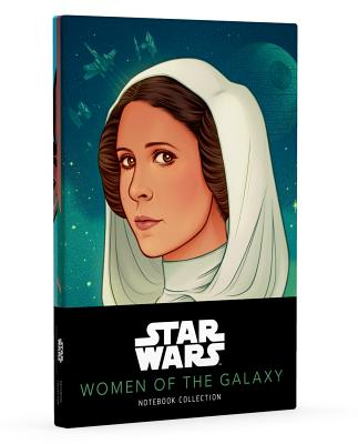 Star Wars: Women of the Galaxy Notebook Collection: (Gifts for Star Wars Fans, Star Wars Women Gift) Cover Image