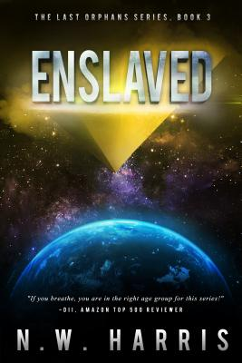 Enslaved: The Last Orphans Series, Book 3 Cover Image