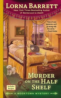 Murder on the Half Shelf Cover