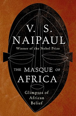 The Masque of Africa Cover