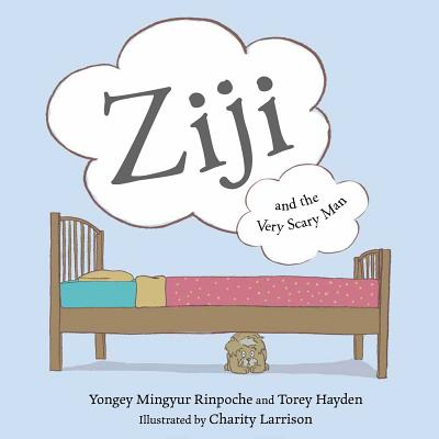 Ziji and the Very Scary Man Cover Image