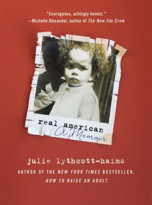 Real American: A Memoir cover