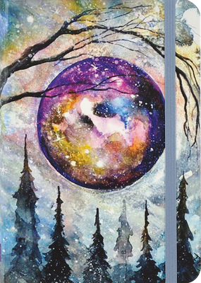 Mystic Moon Journal Cover Image
