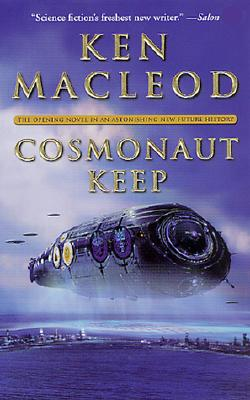 Cosmonaut Keep Cover