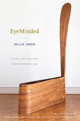 Cover for Eyeminded