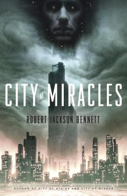 Cover for City of Miracles