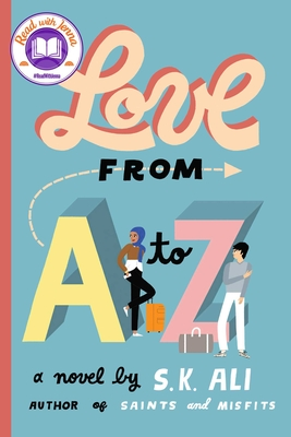 Love from A to Z Cover Image