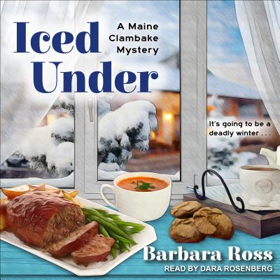 Iced Under (Maine Clambake Mysteries #5) Cover Image