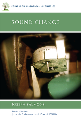 Sound Change (Edinburgh Historical Linguistics) Cover Image