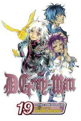 D.Gray-Man, Volume 19 Cover
