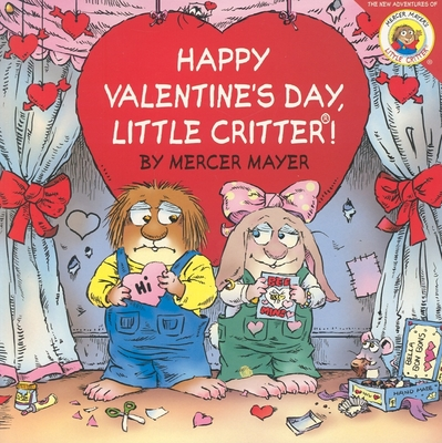 Happy Valentine's Day, Little Critter! cover image