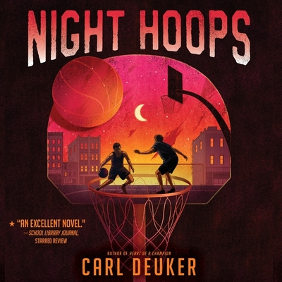 Night Hoops Cover Image