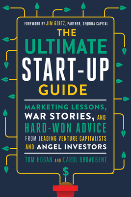 Cover for The Ultimate Start-Up Guide