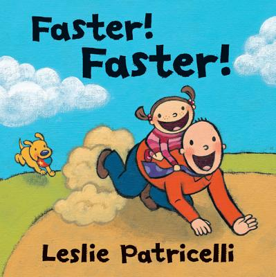 Faster! Cover