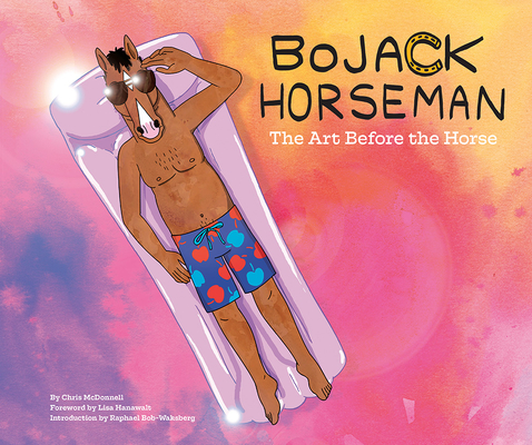 BoJack Horseman: The Art Before the Horse Cover Image
