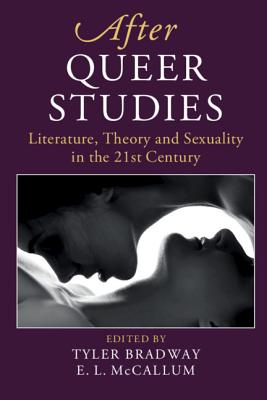 After Queer Studies: Literature, Theory and Sexuality in the 21st Century Cover Image