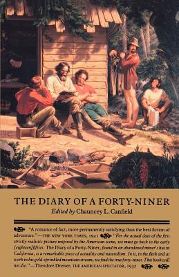 The Diary of a Forty-Niner Cover Image