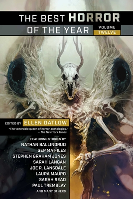 The Best Horror of the Year Volume Twelve Cover Image