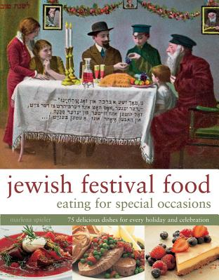 Cover for Jewish Festival Food