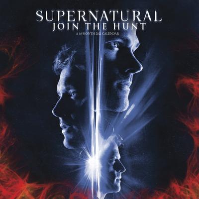 Cal-2021 Supernatural Wall Cover Image