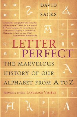 Letter Perfect Cover