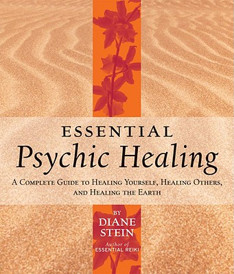 Essential Psychic Healing Cover