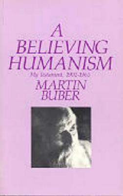 A Believing Humanism Cover