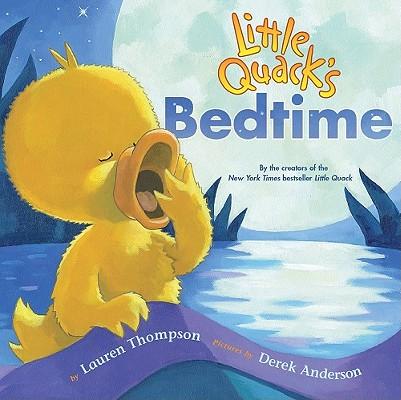 Little Quack's Bedtime Cover