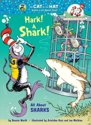 Hark! a Shark! Cover