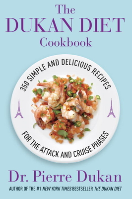 The Dukan Diet Cookbook Cover