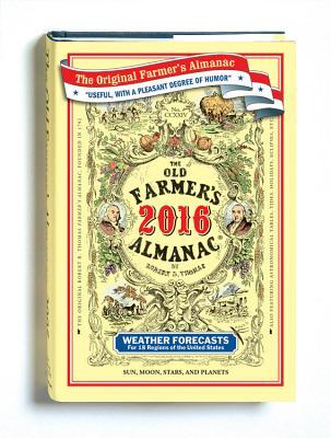 The Old Farmer's Almanac 2016 Cover Image