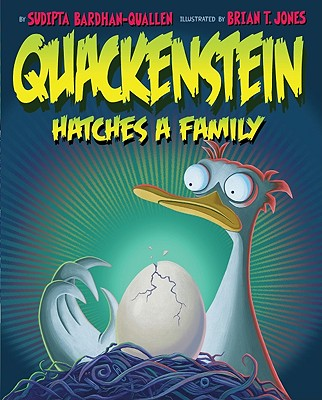 Quackenstein Hatches a Family Cover
