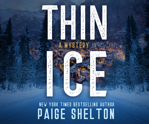Thin Ice: A Mystery Cover Image